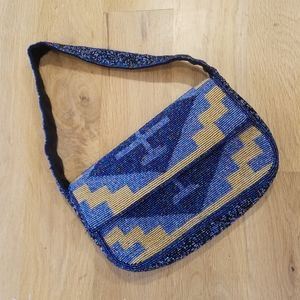 ANOTHER Y & S ORIGINAL Classy Beaded Bag